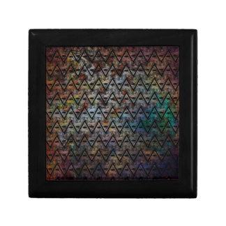 All Seeing Pattern Trinket Box