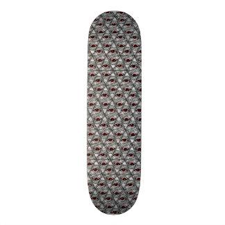 All-Seeing-Red-Eye I Custom Skateboard