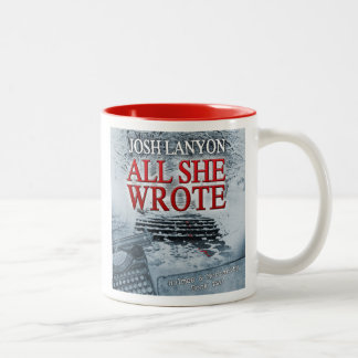 All She Wrote mug