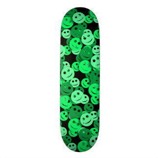 All Smiles! Skateboard Deck