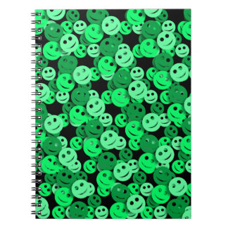 All Smiles! Spiral Notebook