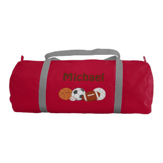 ALL Sports Duffle Bag PERSONALIZED
