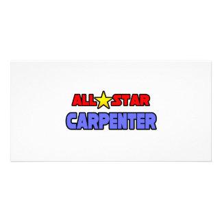 All Star Carpenter Photo Cards