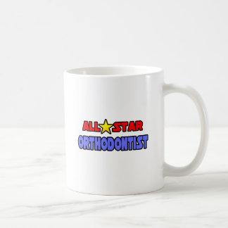 All Star Orthodontist Coffee Mug