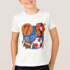 All Star Sports 7th Birthday Tshirts and Gifts