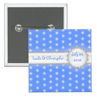 all stars save the date 2 inch square button