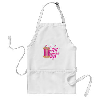 All Stitched Up Standard Apron