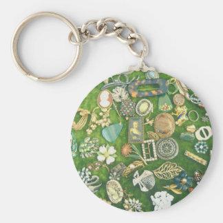 All That Glitters Keychain