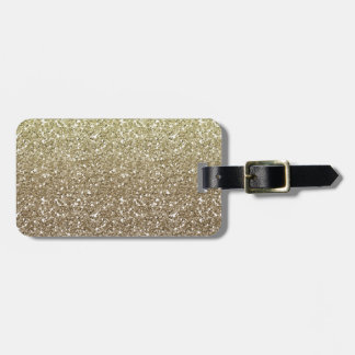 All That Glitters Luggage Tag