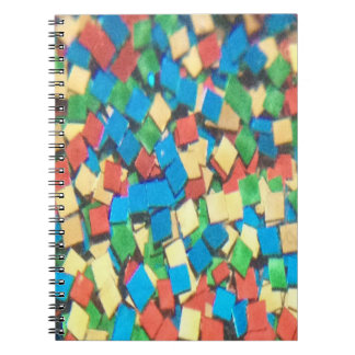 All That Glitters notebook