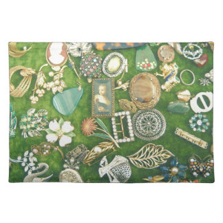All That Glitters Placemat