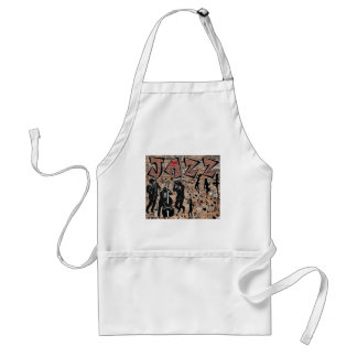 ALL THAT JAZZ APRON