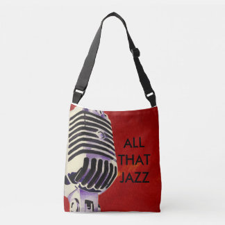 All That Jazz - Crossbody Bag