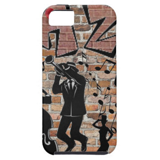 ALL THAT JAZZ iPhone 5/5S COVER