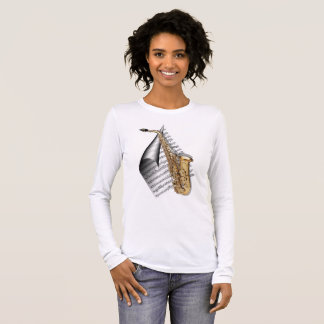 All that Jazz Long Sleeve T-Shirt