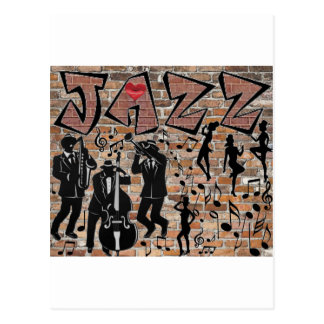ALL THAT JAZZ POSTCARDS
