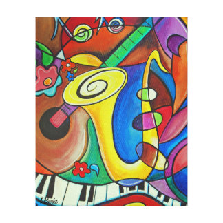 All That Jazz! Print by Studio Burke©
