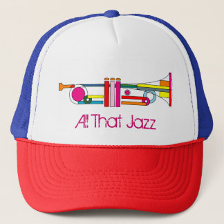 ALL THAT JAZZ TRUMPET Trucker Hat