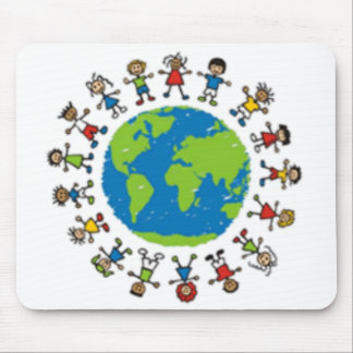 All The Children of the World 2 Mouse Pad