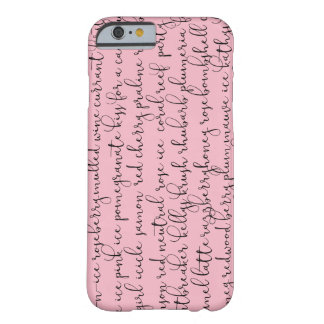 All the Colors Lipstick Phone Case