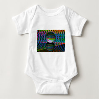 All the colours baby bodysuit