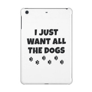 All The Dogs iPad Mini Retina Case