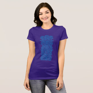 ALL THE ELEMENTS SHIRT
