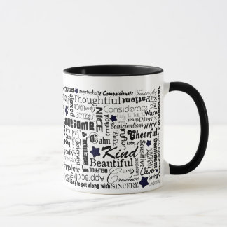 All the Good Things About You Mug