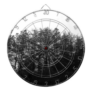 All the Numbness of a Perpetual Winter Dartboard