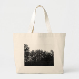 All the Numbness of a Perpetual Winter Large Tote Bag