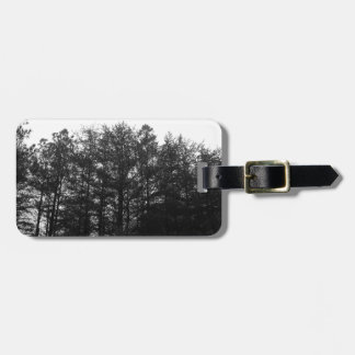 All the Numbness of a Perpetual Winter Luggage Tag