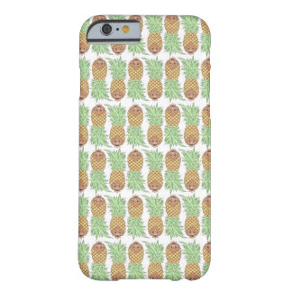 All the Pineapples! Barely There iPhone 6 Case