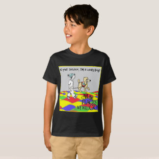 All the places T-Shirt