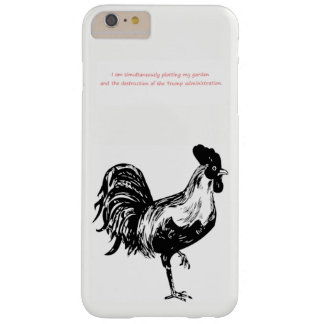 All the smart birds peck at Trump Barely There iPhone 6 Plus Case