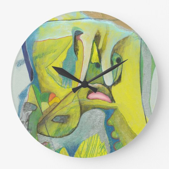 all the Time in the world Wallclock