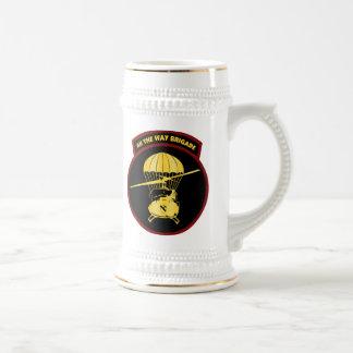 All The Way Brigade, VIETNAM1965-1966 Beer Stein