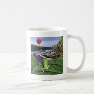 All The Wide World Over Coffee Mug