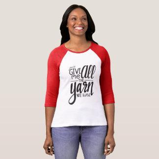 All the Yarn T-Shirt