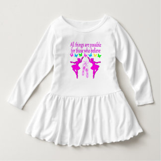 ALL THINGS ARE POSSIBLE DANCER DREAM DRESS