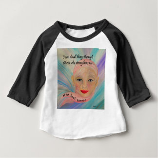 All Things Even Cancer Baby T-Shirt