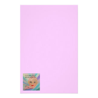 All Things Even Cancer Stationery