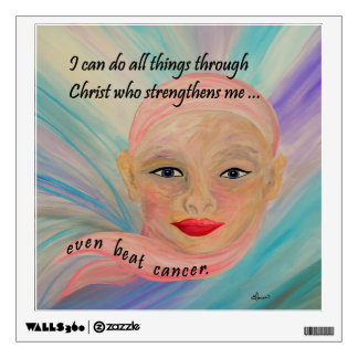 All Things Even Cancer Wall Sticker