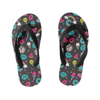 All Things I Like Kid's Flip Flops