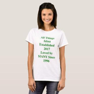 All Things Idina-Elphaba T-Shirt