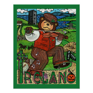 All Things Ireland Poster