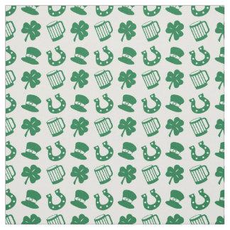 all things irish, pattern fabric