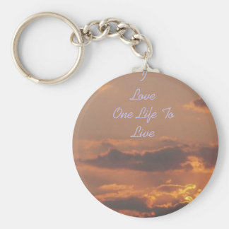 All things One Life To Live Basic Round Button Keychain