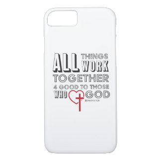 All Things Work Together 4 Good Inspirational Case-Mate iPhone Case