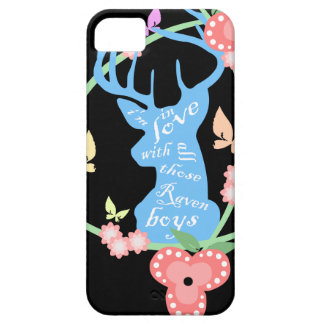 All Those Raven Boys - The Raven Cycle iPhone 5 Cover