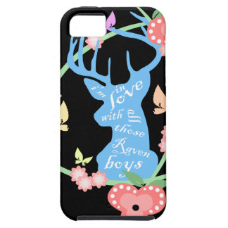 All Those Raven Boys - The Raven Cycle iPhone 5 Covers